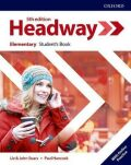 New Headway Fifth Edition Elementary Student´s Book with Student Resource Centre Pack - John Soars, Liz Soars