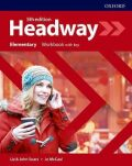 New Headway Fifth Edition Elementary Workbook with Answer Key - John Soars, Liz Soars