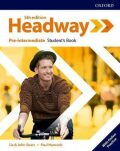 New Headway Fifth Edition Pre-Intermediate Student´s Book with Student Resource Centre Pack - John Soars, Liz Soars