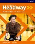 New Headway Fifth Edition Pre-Intermediate Workbook with Answer Key - John Soars, Liz Soars