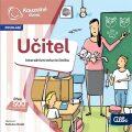 Minikniha povolání - Učitel - Kouzelné čtení Albi - ALBI