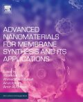 Advanced Nanomaterials for Membrane Synthesis and Its Applications (Micro and Nano Technologies) - Woei-Jye Lau, ...