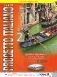 Nuovo Progetto italiano 2  Quaderno degli Esercizi + 2 CD Audio - kolektiv autorů