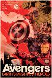 Plakát - Avengers - Golden Age Hero Propaganda -