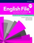 English File Intermediate Plus Multipack A with Student Resource Centre Pack (4th) - Clive Oxenden, ...