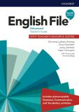 English File Advanced Teacher´s Book with Teacher´s Resource Center (4th) - Clive Oxenden, ...