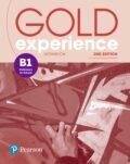 Gold Experience 2nd Edition B1 Workbook - kolektiv autorů