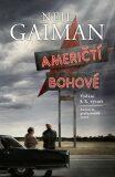 Američtí bohové (filmová obálka) - Neil Gaiman