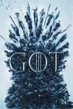Plakát Game of Thrones - Throne of the Dead - Europoster