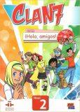 Clan 7 Nivel 2 - Libro del alumno + CD-ROM - neuveden