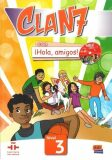 Clan 7 Nivel 3 - Libro del alumno + CD-ROM - neuveden