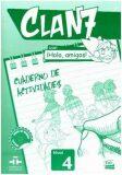Clan 7 Nivel 4 - Cuaderno de actividades - Edinumen