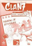 Clan 7 Nivel 2 - Cuaderno de actividades - Edinumen