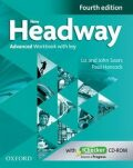 New Headway Advanced Workbook with Key (4th) - John and Liz Soars