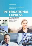 International Express Elementary Student´s Book with Pocket Book (3rd) - Bryan Stephens