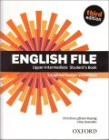 English File Upper Intermediate Student´s Book 3rd (CZEch Edition) - Clive Oxenden, ...