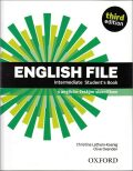 English File Intermediate Student´s Book 3rd (CZEch Edition) - Clive Oxenden, ...