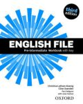 English File Pre-intermediate Workbook with Answer Key (3rd) without CD-ROM - Clive Oxenden, ...