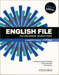 English File Third Edition Pre-intermediate Student's Book - Clive Oxenden, ...