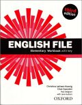 English File Third Edition Elementary Workbook with Answer Key - Clive Oxenden, ...