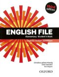 English File Third Edition Elementary Student's Book (czech Edition) - Clive Oxenden, ...