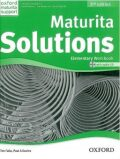 Maturita Solutions 2nd Edition Elementary Workbook Czech Edition - Tim Falla, Paul A. Davies