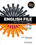 English File Upper Intermediate Multipack B (3rd) without CD-ROM - Clive Oxenden, ...