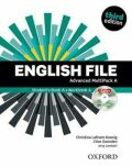 English File Advanced Multipack A (3rd) without CD-ROM - Clive Oxenden, ...