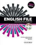 English File Intermediate Plus Multipack B (3rd) without CD-ROM - Clive Oxenden, ...