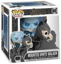 Funko POP TV Rides: Game of Thrones S10 - White Walker on Horse - Funko