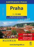 Praha – Velký atlas, 1 : 15 000 - Kartografie PRAHA