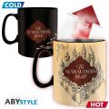 HARRY POTTER - Mug Heat Change - 460 ml - Marauder - with box  x2 -