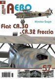 Fiat CR.30 a CR.32 Freccia - Miroslav Šnajdr