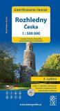 Rozhledny Česka 1:500 000 - neuveden