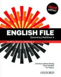 English File Elementary Multipack A (3rd) without CD-ROM - Clive Oxenden, ...