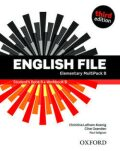 English File Elementary Multipack B (3rd) without CD-ROM - Clive Oxenden, ...