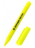 Zvýrazňovač 2822 žlutý - Centropen