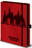 Stranger Things - Zápisník - Upside Down - neuveden