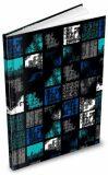 Záznamová kniha A6 MFP 100l/čtvereček ZL6105 - MFP