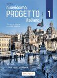 Nuovissimo Progetto italiano 1  Libro dello studente + DVD Video - Marin Telis