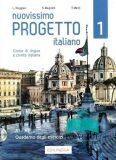 Nuovissimo Progetto italiano 1 Quaderni + CD Audio - Ruggieri Lorenza