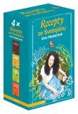 Recepty ze Svatojánu - dárkový box (komplet) - Eva Francová