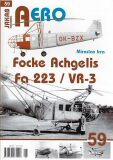 AERO č. 59 - Focke-Achgelis Fa 223 - Miroslav Irra