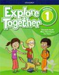 Explore Together 1 Class Book (SK Edition) - Covill Charlotte