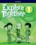 Explore Together 1 Activity Book (SK Edition) - Covill Charlotte