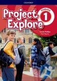 Project Explore 1 Učebnica (SK Edition) - Sarah Phillips