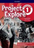 Project Explore 1 Workbook - Pracovný zošit with Online Pack (SK Edition) - Sarah Phillips