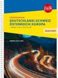 Německo, Rakousko, Švýcarsko atlas 2020/2021 - Marco Polo