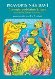 Pravopis nás baví - pravopis podstatných jmen (rod střední, ženský a mužský - Nová škola - DUHA
