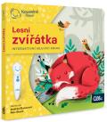 Minikniha Lesní zvířátka - Kouzelné čtení Albi - ALBI